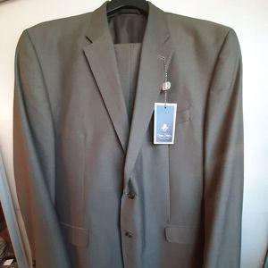 Sean John Suits & Blazers - SEAN JOHN MENS SUIT SIZE 48L FINE TAILORING C-TAN